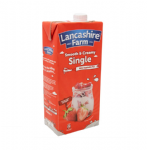 Lancashire Farm UHT Single 1 Litre
